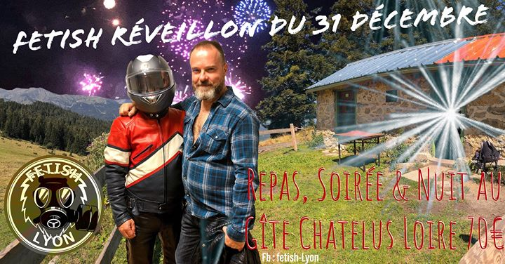 Fetish-Reveillon Spécial Nouvel-An Vingt Vingt in Saint-Étienne le Tue, December 31, 2019 from 05:00 pm to 05:00 pm (After-Work Gay)