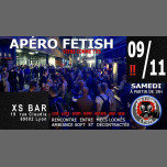 Apéro-Fetish 09/11 XS Lyon FL69 in Lyon le Sat, November  9, 2019 from 07:00 pm to 11:30 pm (After-Work Gay)