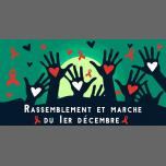 Rassemblement et Marche du 1er décembre 2019 à Lyon le dim.  1 décembre 2019 de 19h00 à 01h59 (Parades / Défilés Gay)