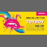 Toyboy AT Gotham in Lyon le Sat, July 21, 2018 from 11:00 pm to 06:00 am (Clubbing Gay, Lesbian)