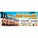 Circuit Festival à Lyon le sam.  3 juin 2017 de 23h30 à 06h00 (Clubbing Gay, Lesbienne)