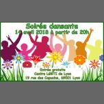 Rando's Rhône-Alpes - Soirée Dansante à Lyon le sam. 14 avril 2018 de 20h00 à 01h00 (After-Work Gay, Lesbienne)