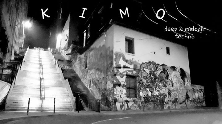 DJ set :: Kimo à Lyon le sam. 14 décembre 2019 de 21h30 à 01h00 (After-Work Gay Friendly)