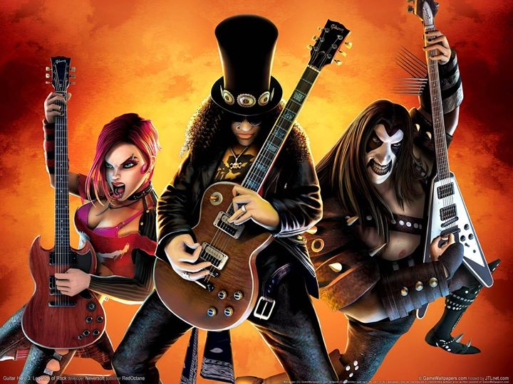 Battle de Guitar Hero ! in Lyon le Wed, December 11, 2019 from 09:00 pm to 01:00 am (After-Work Gay Friendly)