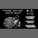 Extra! Nuits sonores ♬ Musique qu'on peut dessiner dessus à Lyon le dim.  6 mai 2018 de 18h00 à 23h00 (After-Work Gay Friendly)