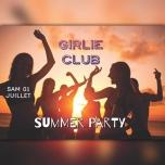 Summer Party à Lyon le sam.  1 juillet 2017 à 23h00 (Clubbing Lesbienne)