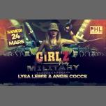 GiRL'Z Party - Military à Lyon le sam. 24 mars 2018 à 23h30 (Clubbing Lesbienne)