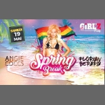 GiRL'Z Party - Spring Break à Lyon le sam. 19 mai 2018 à 23h30 (Clubbing Lesbienne)