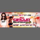 Girlie Circuit Festival à Lyon le sam.  3 juin 2017 de 23h30 à 06h00 (Clubbing Gay, Lesbienne)