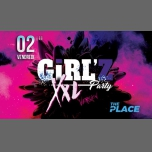 GiRL'Z Party • XXL in Lyon le Fri, November  2, 2018 at 11:00 pm (Clubbing Lesbian)