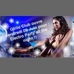 Électro Party All the Night à Lyon le ven.  9 juin 2017 à 23h00 (Clubbing Lesbienne)