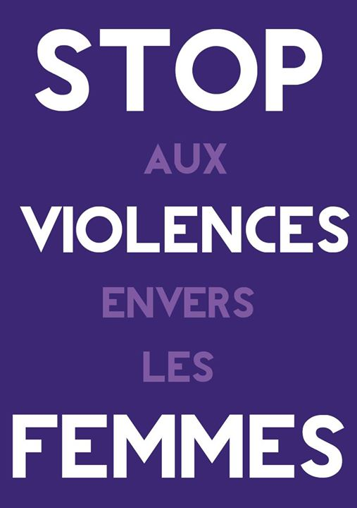 Rassemblement contre les féminicides in Lyon le Mon, September  9, 2019 from 06:30 pm to 08:30 pm (Meetings / Discussions Gay, Lesbian)