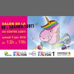 Salon de la BD & du manga LGBTI in Lyon le Sat, June  9, 2018 from 01:00 pm to 07:00 pm (Meetings / Discussions Gay, Lesbian)
