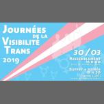 Journées de visibilité trans - Jour 3 - Soirée in Lyon le Sat, March 30, 2019 from 07:30 pm to 11:30 pm (After-Work Lesbian, Trans)
