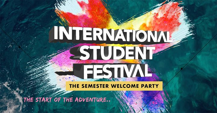 International Student Festival I Lyon a Lione le ven 17 gennaio 2020 23:55-07:00 (Clubbing Gay)
