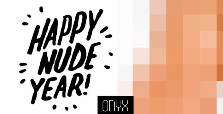 HAPPY NUDE YEAR! in Lyon le Thu, January  2, 2020 from 08:00 pm to 03:00 am (Sex Gay, Hetero Friendly)