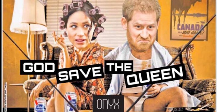 GOD SAVE THE QUEEN in Lyon le Fri, January 24, 2020 from 10:00 pm to 05:00 am (Sex Gay, Hetero Friendly)