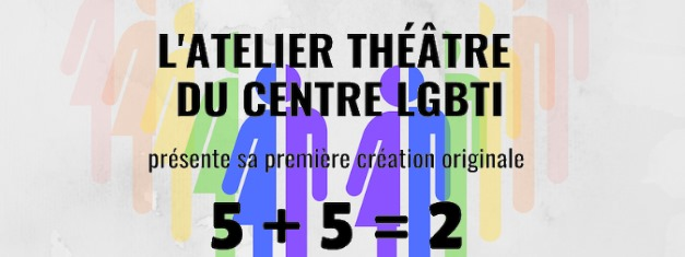 Théâtre la pièce! in Lyon le Sun, June 16, 2019 from 06:00 pm to 07:00 pm (Theater Gay, Lesbian, Trans, Bi)