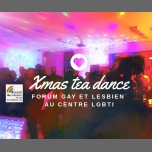 Xmas Tea Dance Fgl in Lyon le Sun, December 16, 2018 from 04:00 pm to 07:00 pm (Tea Dance Gay, Lesbian, Trans, Bi)