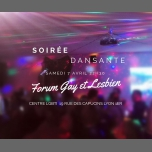 Soirée Dansante FGL à Lyon le sam.  7 avril 2018 de 22h30 à 02h00 (After-Work Gay, Lesbienne, Trans, Bi)