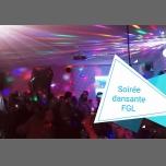Soirée Dansante FGL à Lyon le sam.  3 février 2018 de 22h30 à 02h00 (Clubbing Gay, Lesbienne, Trans, Bi)