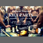 KILT PARTY Express Yourself- GrrrizzLyon BDB à Lyon le sam. 13 janvier 2018 de 22h00 à 03h00 (After-Work Gay, Lesbienne, Trans, Bi)