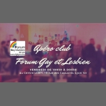 Apéro Club FGL en Lyon le vie 30 de noviembre de 2018 18:30-20:30 (After-Work Gay, Lesbiana, Trans, Bi)