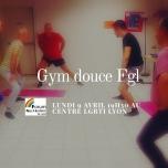 Gym Douce FGL à Lyon le lun.  9 avril 2018 de 19h30 à 21h00 (Atelier Gay, Lesbienne, Trans, Bi)