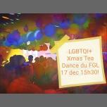 Xmas Tea Dance FGL à Lyon le dim. 17 décembre 2017 de 15h30 à 19h00 (Tea Dance Gay, Lesbienne)