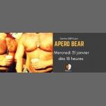 Apéro BEAR à Lyon le mer. 31 janvier 2018 de 18h00 à 20h00 (After-Work Gay, Lesbienne, Trans, Bi)