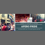 APERO PRIDE 2018 a Lione le sab 16 giugno 2018 19:00-01:00 (After-work Gay, Lesbica, Trans, Bi)