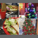 Repas de Noël FGL Complet in Lyon le Sun, December 16, 2018 from 12:00 pm to 03:30 pm (After-Work Gay, Lesbian, Trans, Bi)