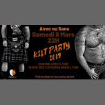 Kilt party, Bal des Bûcherons en Lyon le sáb  9 de marzo de 2019 22:00-01:30 (After-Work Gay)