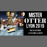 Mr Loutre Otter Lyon Election en Lyon le sáb 26 de enero de 2019 21:30-02:00 (After-Work Gay)