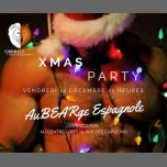 AuBEARge Espagnole Xmas Party a Lione le ven 14 dicembre 2018 21:00-00:30 (After-work Gay, Lesbica, Trans, Bi)