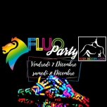 Fluo party by Body Design Lyon in Lyon le Fri, December  7, 2018 from 07:00 pm to 01:00 am (After-Work Gay, Lesbian, Trans, Bi)