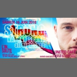 """Strong Rainbow Edition """"Nathan Spark"""" All Night Long à Lyon le sam. 16 juin 2018 de 23h55 à 05h30 (Clubbing Gay, Lesbienne)"""
