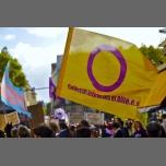 Intersex Solidarity Day : Rassemblement à Paris à Paris le jeu.  8 novembre 2018 de 19h30 à 20h30 (Rencontres / Débats Gay, Lesbienne, Trans, Bi)
