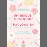 Soirée Débat Santé : Un risque, c'est quoi ? en Lyon le mié 17 de abril de 2019 20:30-22:30 (Prevención de salud Gay, Lesbiana, Trans, Bi)