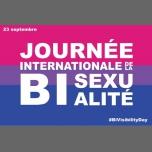 巴黎Marche pour la visiBI'lité des personnes Bi, Pan et +2018年 2月23日,14:30(男同性恋, 女同性恋, 变性, 双性恋 游行)
