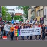 5e marche des fiertés LGBT de Dijon 2017 à Dijon le sam. 13 mai 2017 de 14h00 à 20h00 (Parades / Défilés Gay, Lesbienne)