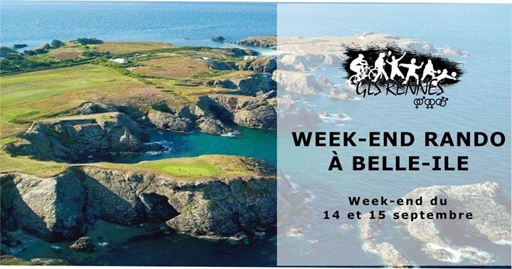 Week-end à Belle Île, le retour ! a Le Palais dal 14-15 settembre 2019 (Sport Gay, Lesbica)