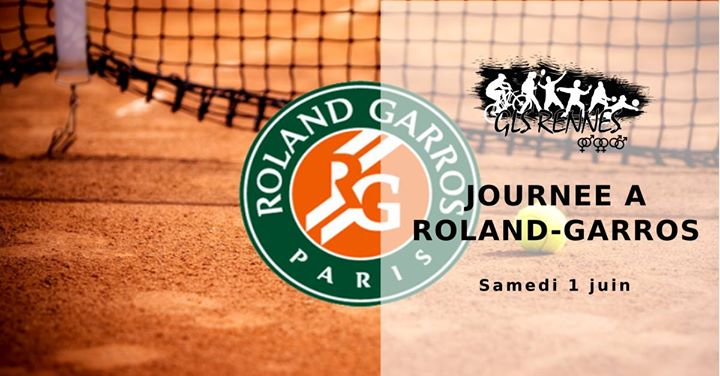 Journée à Roland-Garros in Paris le Sa  1. Juni, 2019 10.00 bis 18.00 (Sport Gay, Lesbierin)