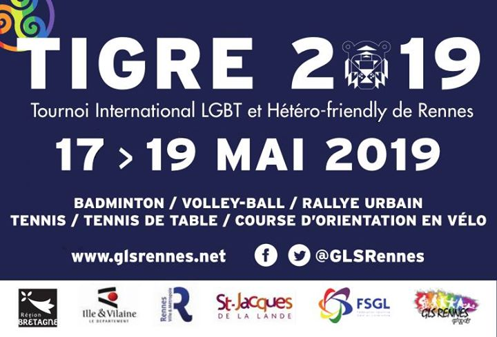 TIGRE - Soirée avec DJ & Spectacle in Rennes le Sat, May 18, 2019 from 10:30 pm to 05:30 am (Clubbing Gay, Lesbian)