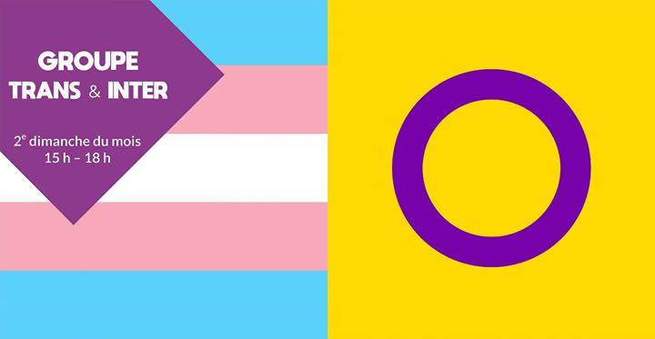 Groupe trans & inter à Rennes le dim. 14 avril 2019 de 15h00 à 18h00 (Rencontres / Débats Gay, Lesbienne, Trans, Bi)