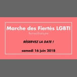 Marche des Fiertés LGBTI Rennes-Bretagne in Rennes le Sat, June 16, 2018 from 11:00 am to 08:00 pm (Parades Gay, Lesbian)