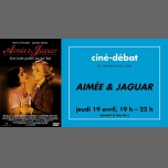 Ciné-débat : Aimée & Jaguar in Rennes le Thu, April 19, 2018 from 07:00 pm to 10:00 pm (Cinema Gay, Lesbian)