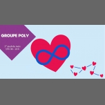 Groupe poly in Rennes le Thu, December  6, 2018 from 07:30 pm to 10:00 pm (Meetings / Discussions Gay, Lesbian)