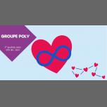Groupe poly à Rennes le jeu.  4 juillet 2019 de 19h30 à 22h00 (Rencontres / Débats Gay, Lesbienne, Trans, Bi)
