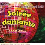 Soirée dansante 100% filles à Rennes le sam.  7 avril 2018 de 21h30 à 00h30 (After-Work Lesbienne)